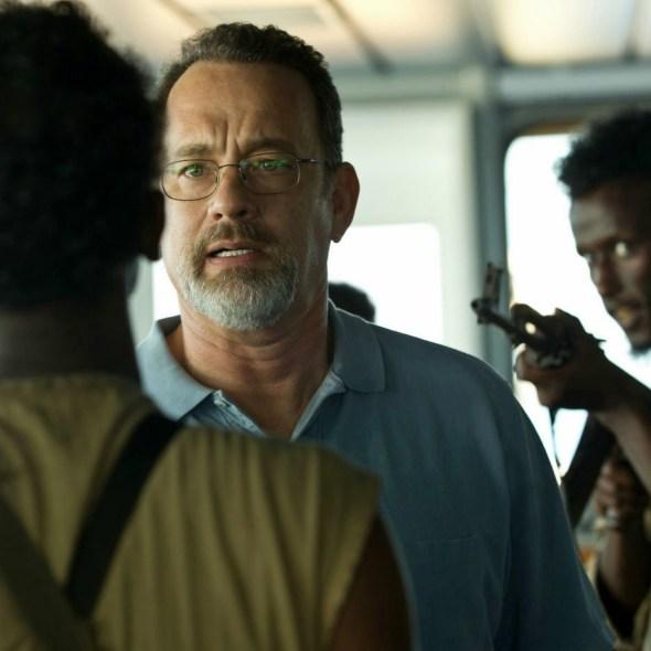 Ο Τομ Χανκς στο 'Captain Phillips'