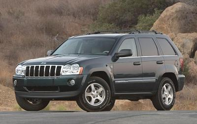 2005 Jeep Grand Cherokee - Information and photos - ZombieDrive