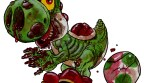 Zombie Art : Yoshi More Video Game Characters of the Living Dead