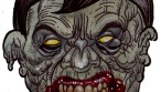 Zombie Art : Ghoul Guy - Zombie Art by Rob Sacchetto
