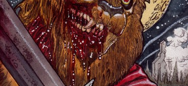 Zombie Art : Auric of the North Pinup