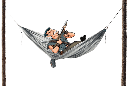 Grand Trunk Lightweight Hammock