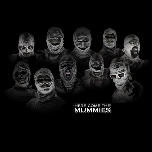 Photo Courtesy: Here Come The Mummies