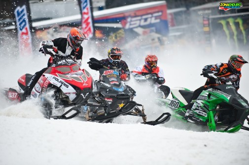 Predeal Snowmobile Winter Cup 2014
