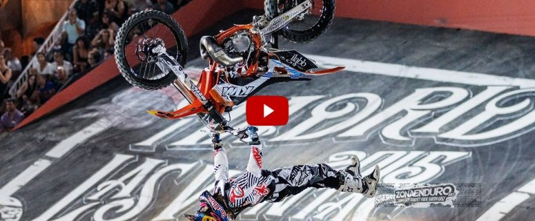 VIDEO. red bull xfighters 2016 crashes