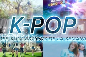 K-Pop du 24 au 30 avril 2016