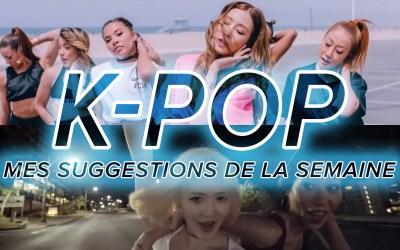 K-Pop du 8 au 14 mai 2016
