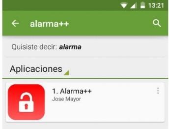 Resultado de imagen para alarmas zooms app