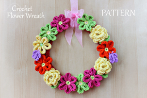 crochet-flower-wreath-pattern