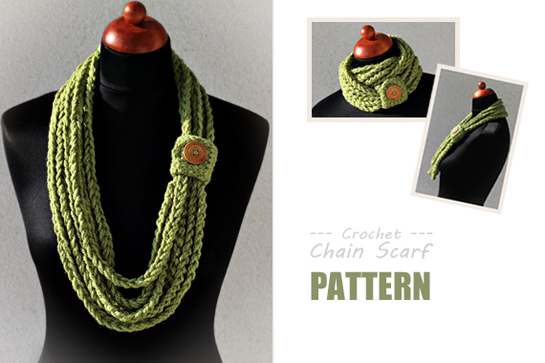 crochet-chain-scarf-pattern