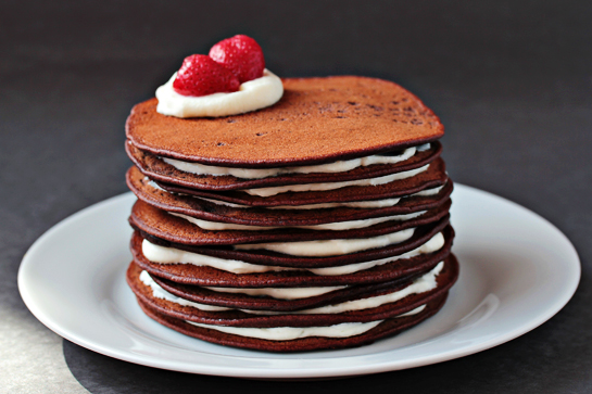 chocolate-pancake-cake-recipe
