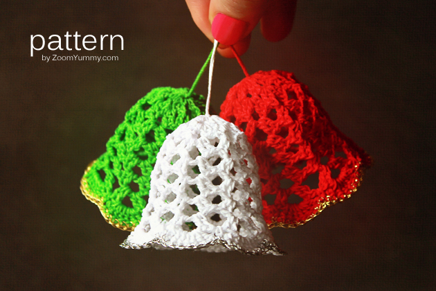 crochet-pattern-crochet-christmas-bells