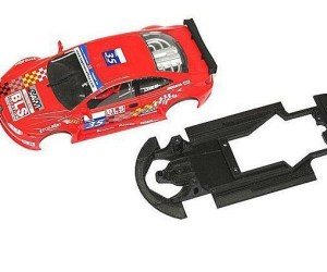 sloting-plus-chassis peugeot 406