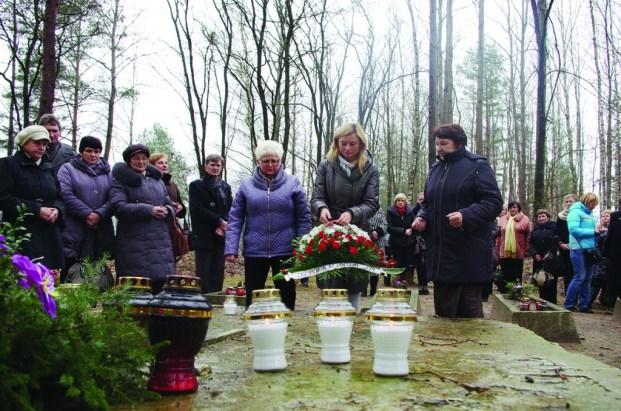 Rodacy z Druskienik i Mejszagoły uhonorowali bohaterów