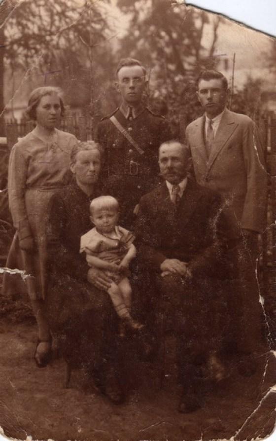 Szarkowie i Suchostawscy 1930