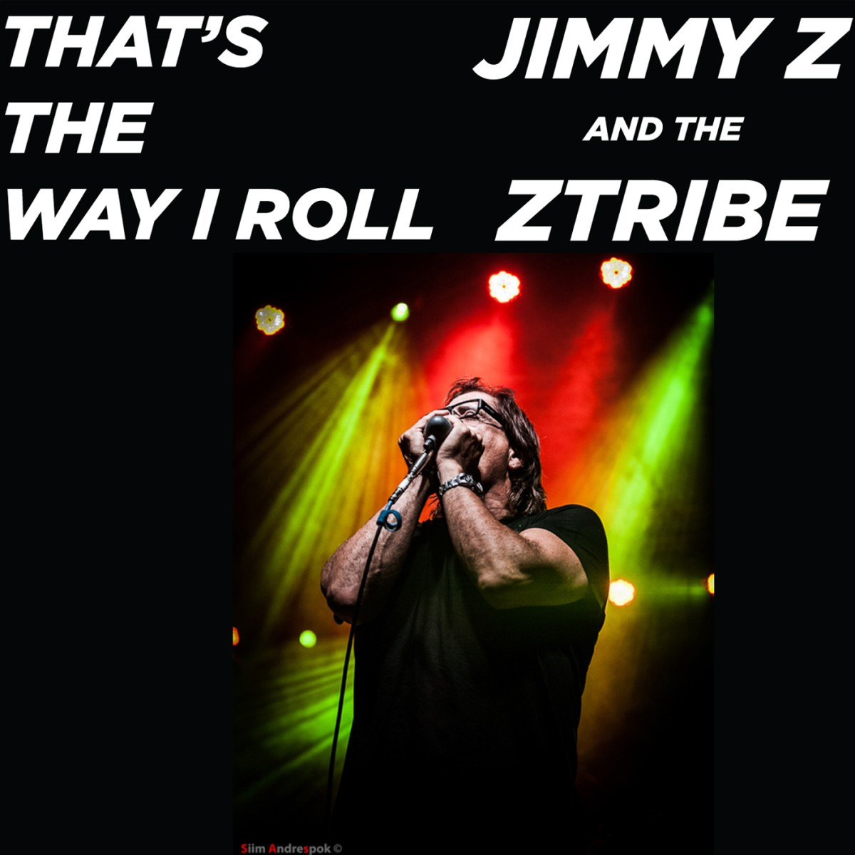 That's The Way I Roll CD cover