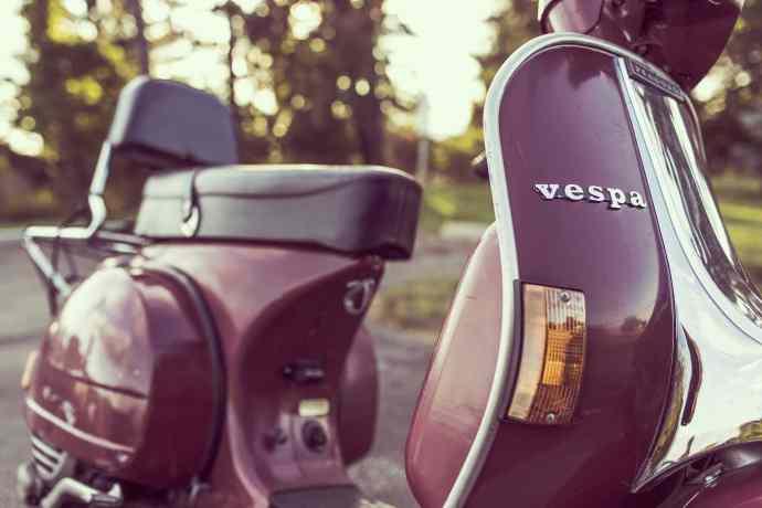 Trendscouting Vespa