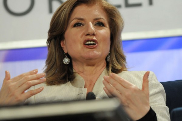Arianna Huffington, AM Reads
