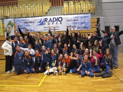 ŽURD Koper uspešen na 2.Koper Cup turnirju
