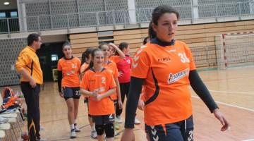 Mlajše deklice A ob 13.30 igrale tekmo v Bonifiki s Piranom