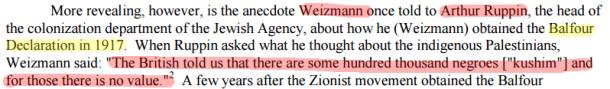estratto Weizmann