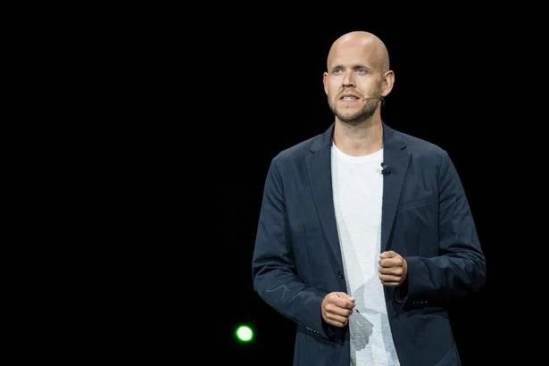 Sportify CEO Daniel Ek made his interest in buying Arsenal very public through media appearances and social media posts.