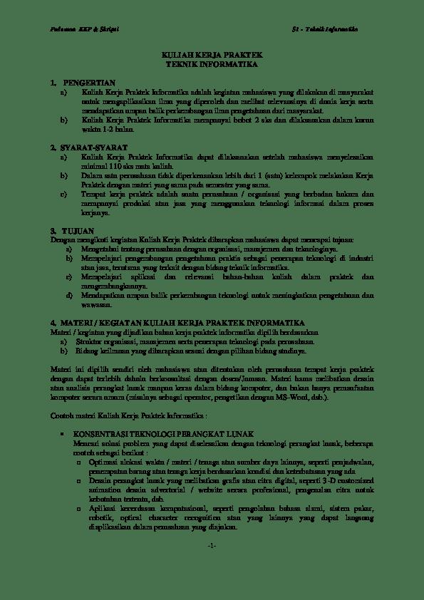 15 Kumpulan Skripsi Teknik Informatika Free Download