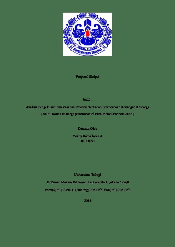 Download Skripsi Akuntansi Doc