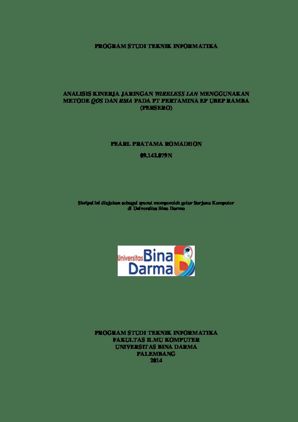 18 Download Skripsi Tentang Jaringan Komputer