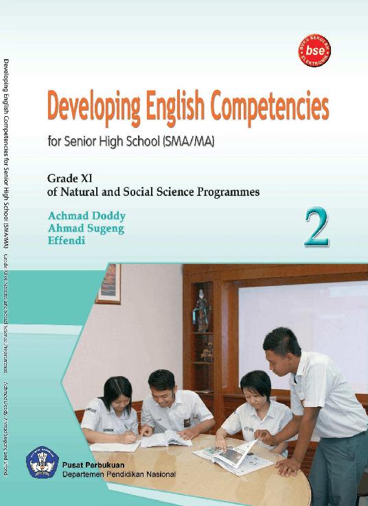 Pdf Developing English Competencies 2 Kelas 11 Achmad Doddy