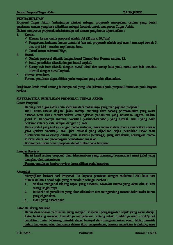 20 Contoh Rumusan Masalah Skripsi Teknik Sipil