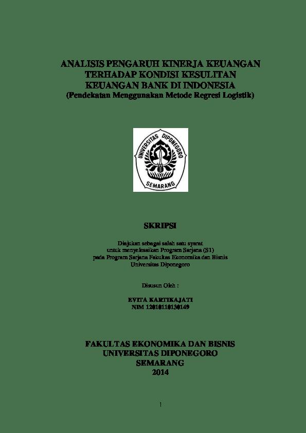 16 Skripsi Keuangan Pdf