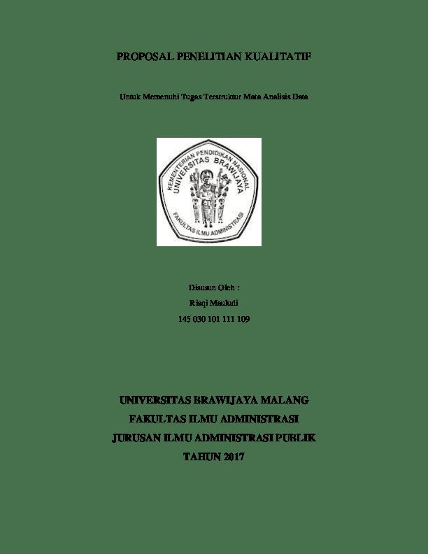 19 Judul Skripsi Administrasi Negara Tahun