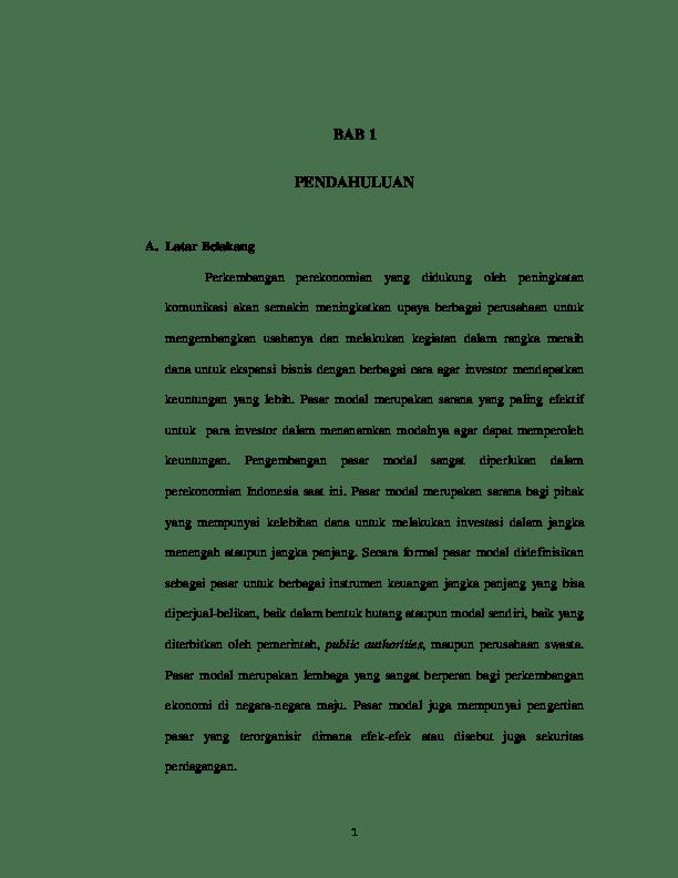 18 Outline Skripsi Bab 1
