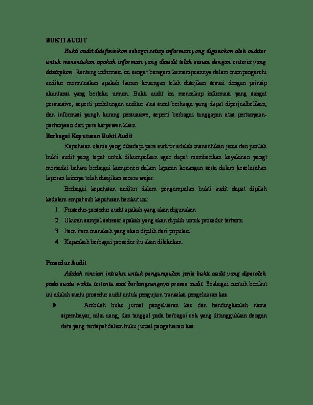 16 Contoh Surat Pernyataan Pelanggan Audit
