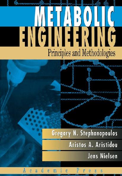 pdf metabolic engineering principles