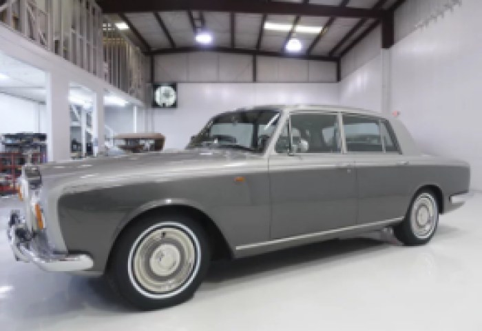 1967 Rolls Royce Silver Shadow Classics For Sale Classics On