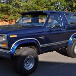 1983 Ford Bronco Classics For Sale Classics On Autotrader