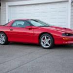 1996 Chevrolet Camaro Z28 Coupe For Sale Near Estacada Oregon 97023 Classics On Autotrader