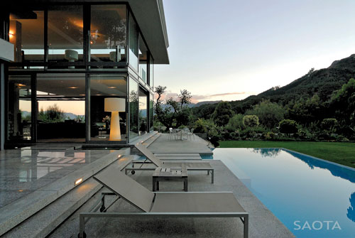 Home with Mountain and Bay Views by SAOTA