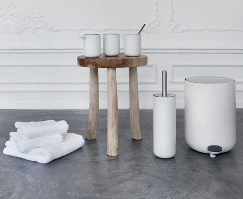 New Norm Bath Collection from Inbani in home furnishings Category