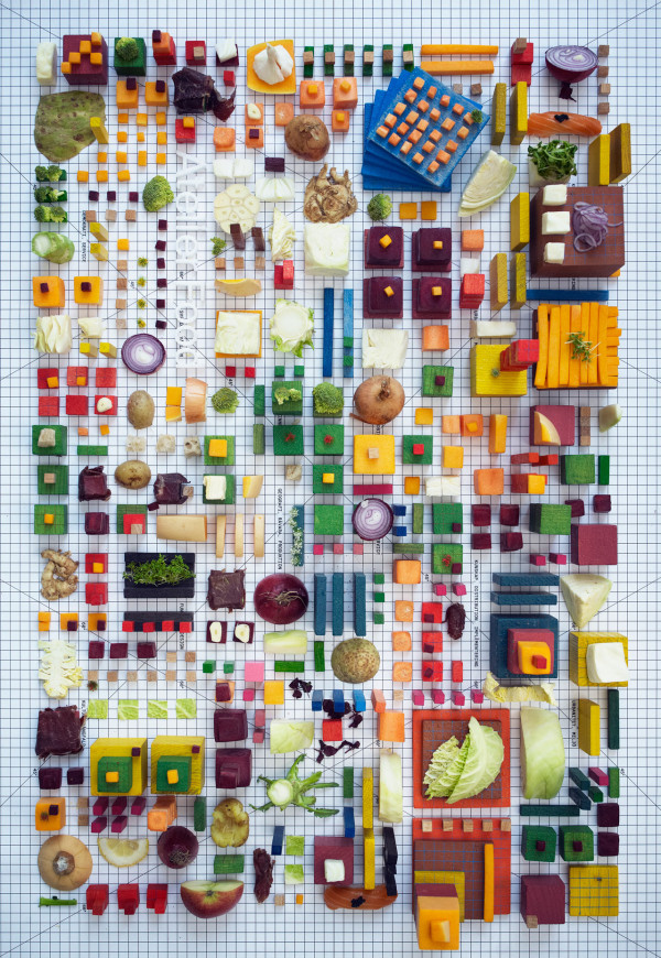 Still Life by Petter Johansson for Atelier Food in art  Category