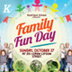 Download Alternative Family Fun Day Flyers from GraphicRiver