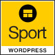 Download Sport - WordPress Club Theme from ThemeForest