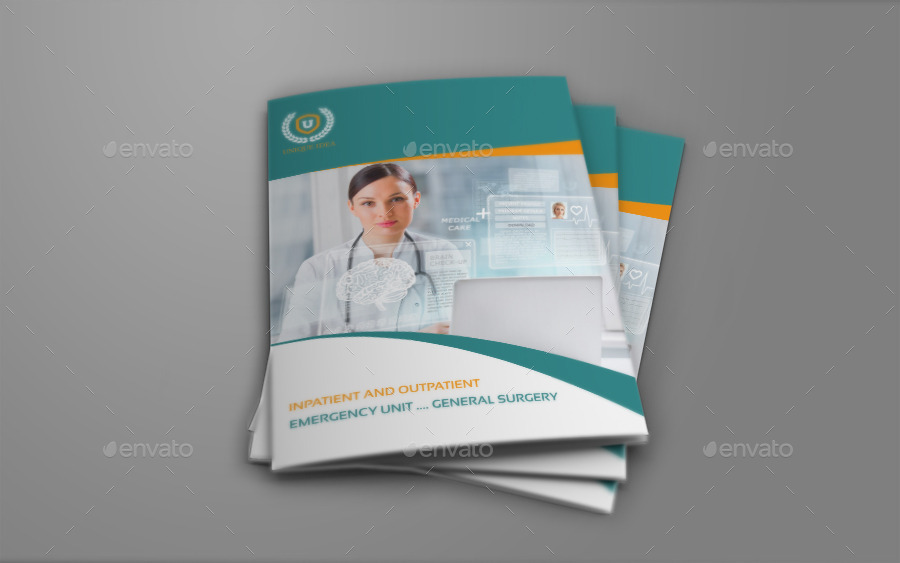 Two Fold Brochure Template. Brochure Template Bi Fold Brochure And