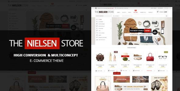 Nielsen v1.3.5 – The Ultimate eCommerce WordPress Theme - nulledscripts365.com