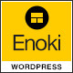 Download Enoki - Personal Blog For Foodies from ThemeForest