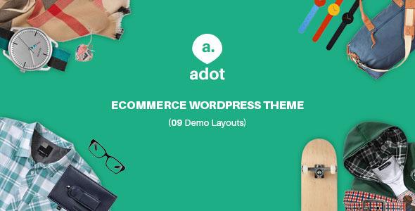 WooCommerce Sales Countdown plugin is being use in Adot - WooCommerce WordPress Theme