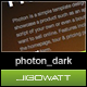photon_dark - ThemeForest Item for Sale