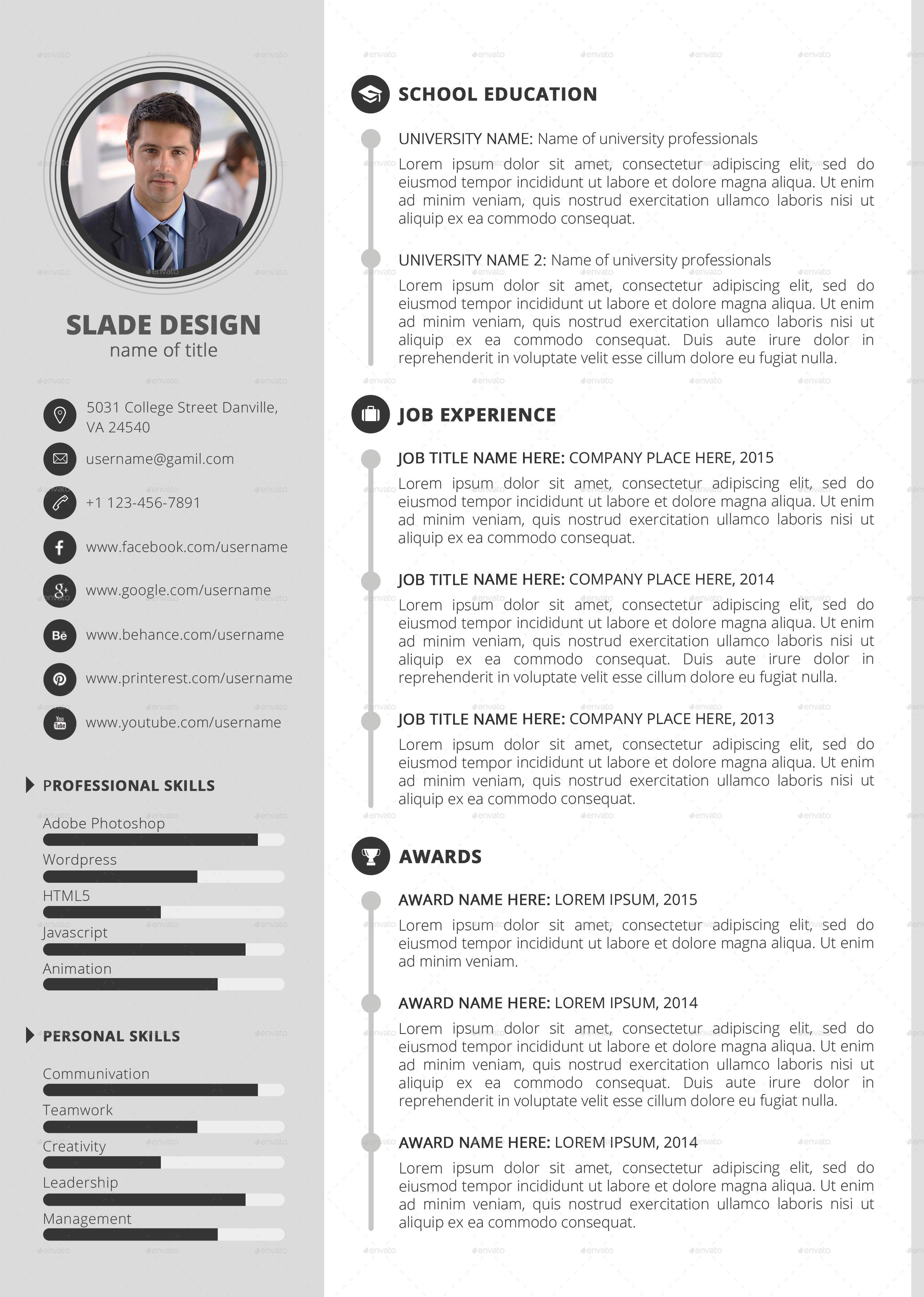 resume curriculum vitae examples acting resume template pdf german